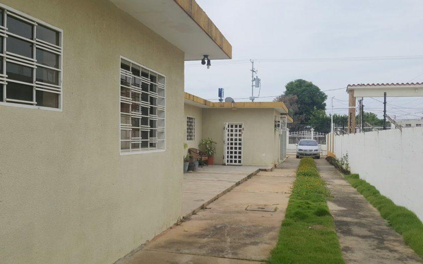 Casa Quinta calle Merida – Ciudad Ojeda