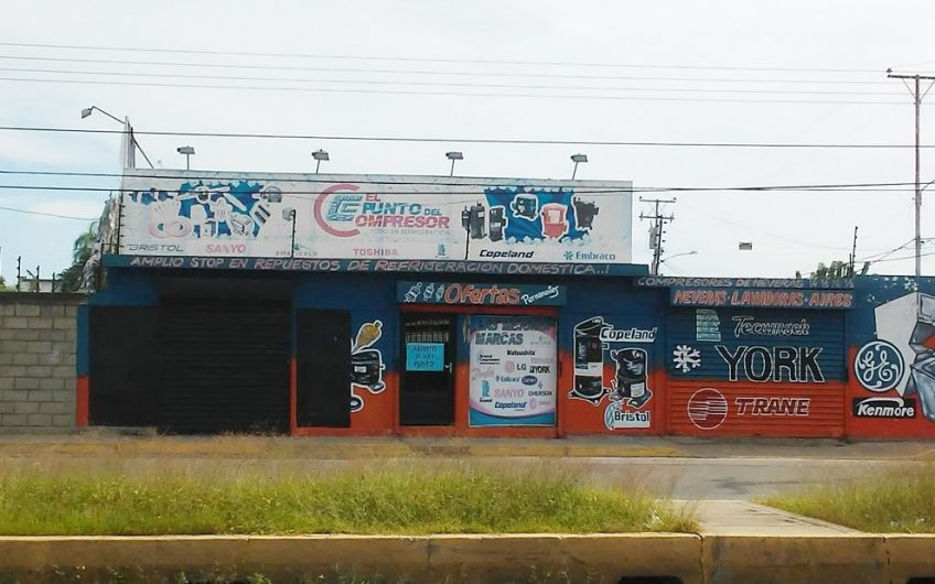 Local en Av. Intercomunal – Cabimas